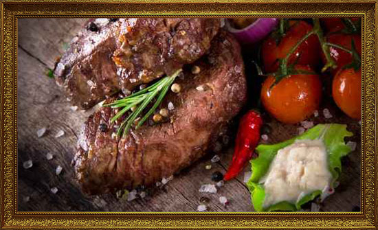Essen_Steak